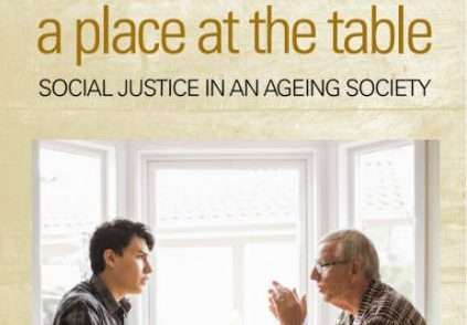 cover of the Social Justice Statement 2016 - 2017